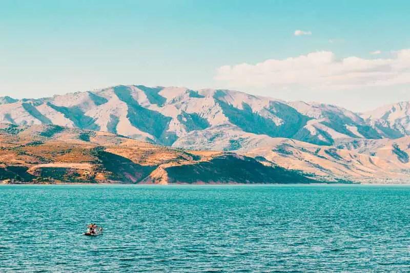 Reiseziele Juli Usbekistan