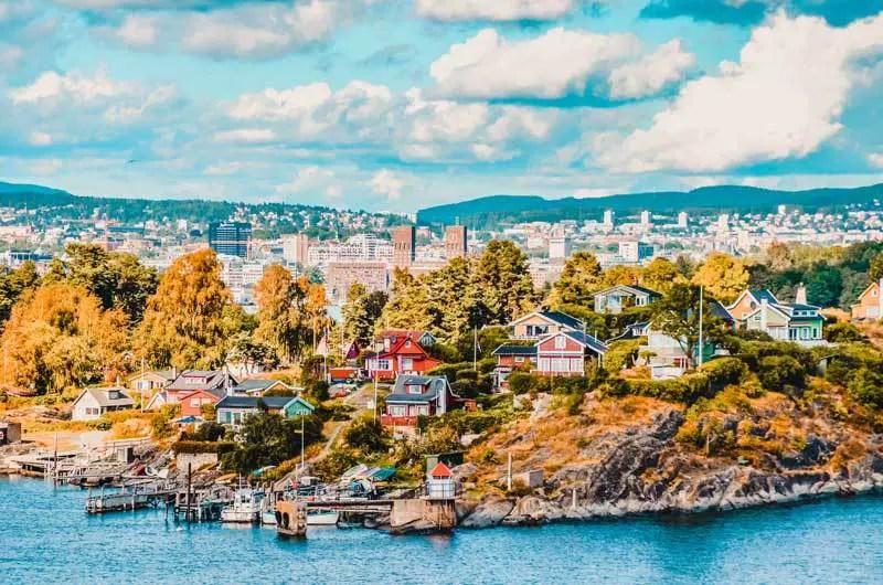 Reiseziele Juni Oslo
