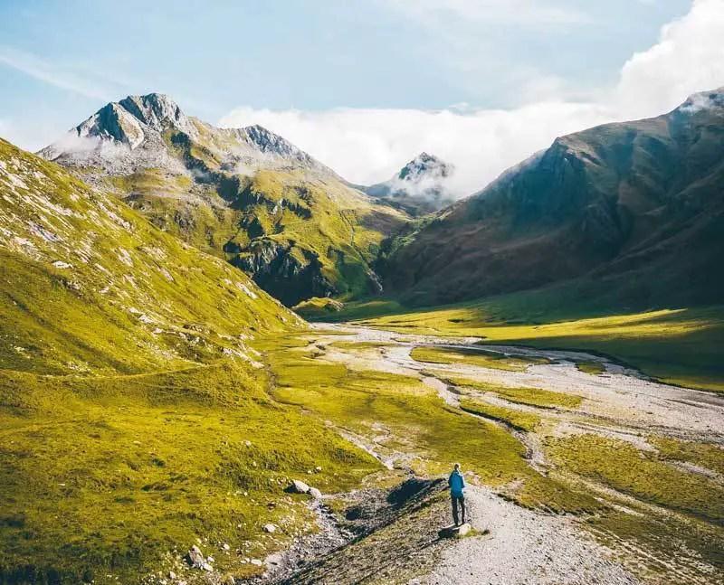 Reiseziele Juni Schweiz