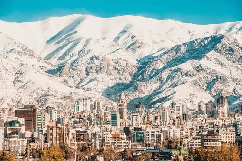 Reiseziele März Iran