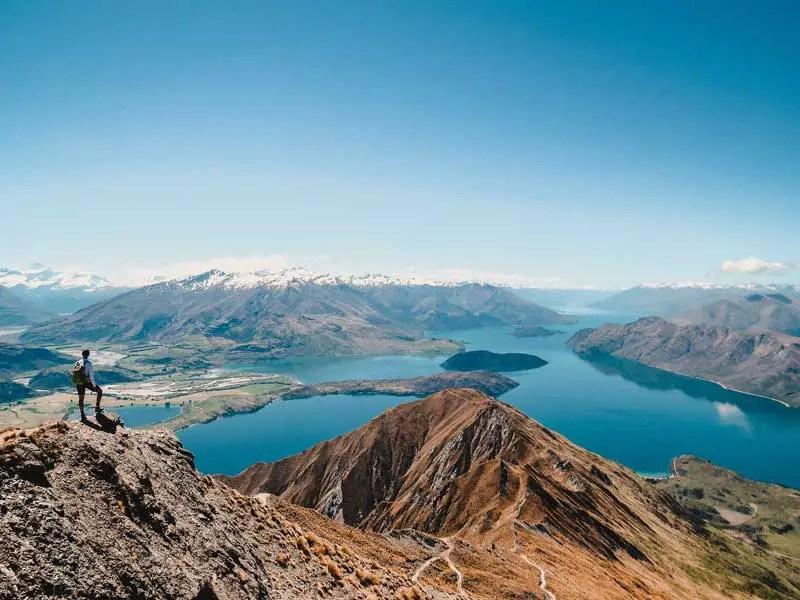 Reiseziele November Neuseeland