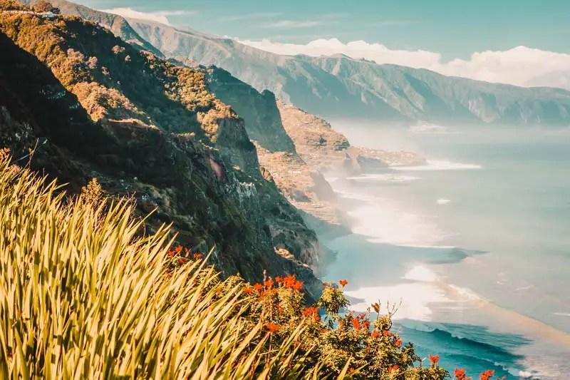 Reiseziele Oktober Madeira