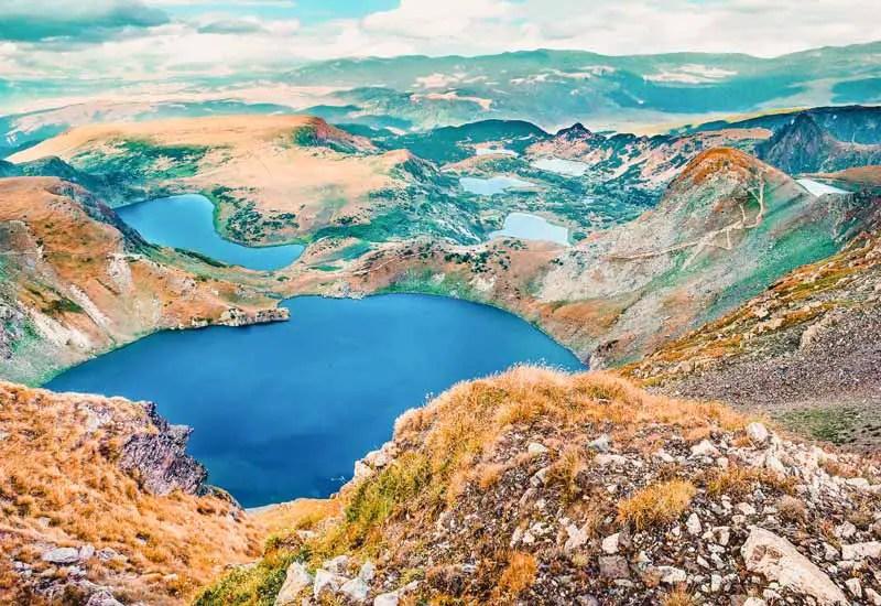 Reiseziele September Bulgarien