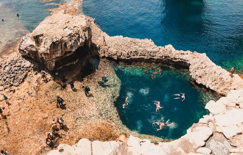 Reiseziele September Malta