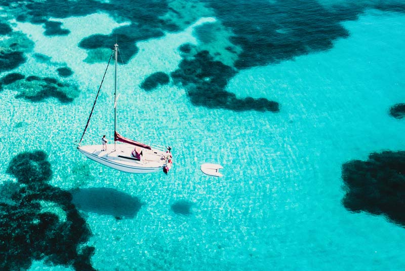 Reiseziele September Sardinien Italien