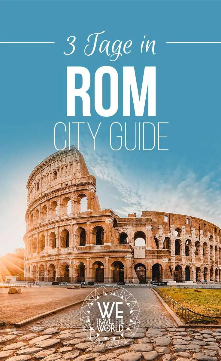 Rom Sehenswürdigkeiten, Reisetipps, Highlights