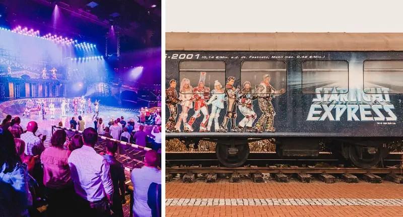 Ruhrgebiet Starlight Express – Ruhrgebiet Aktivitäten und Reisetipps
