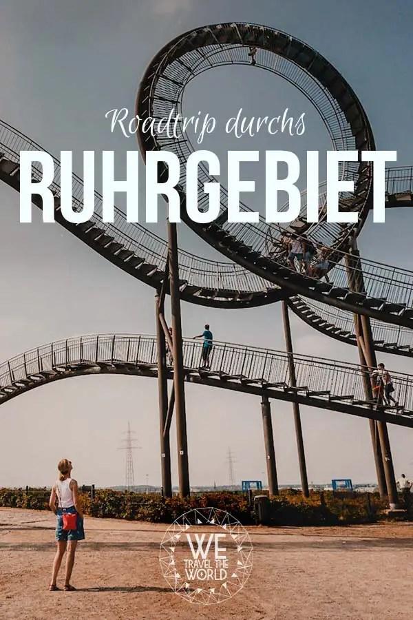 Ruhrgebiet Sehenswürdigkeiten & Highlights – Route Industriekultur #reiseziele #reisetipps #reiseinspiration