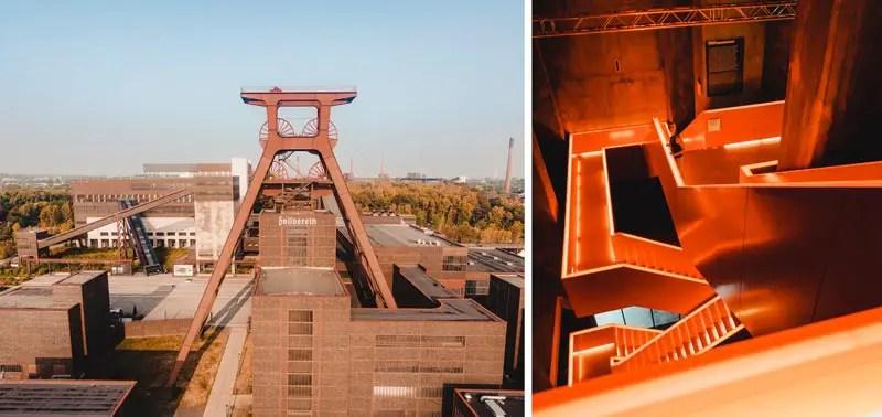 Ruhrgebiet Sehenswürdigkeiten Zeche Zollverein