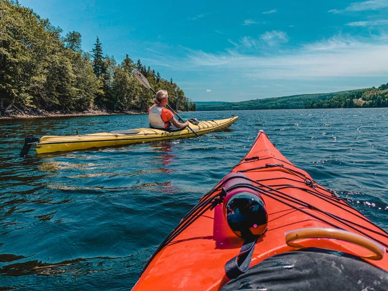 Kayak Nova Scotia