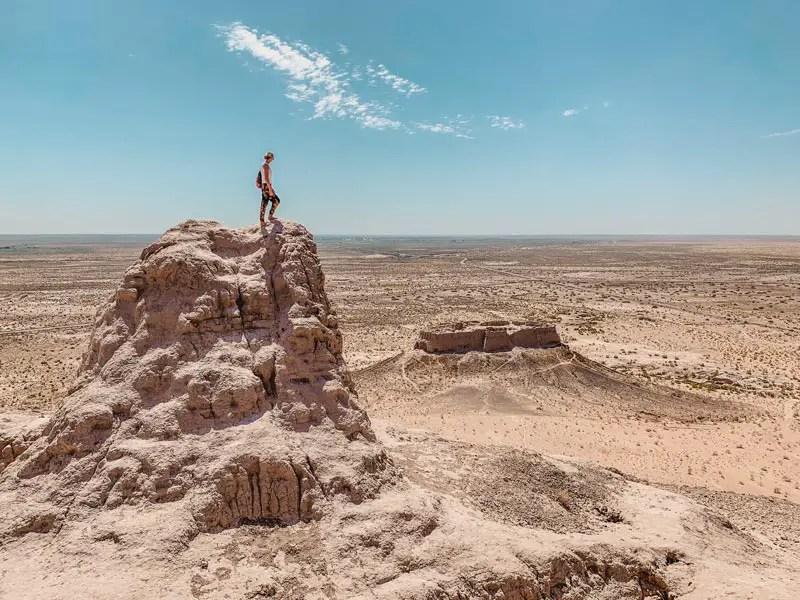 Ayaz Boerenkool - woestijn van Oezbekistan