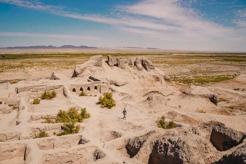Toprak Kala - Oezbekistan Rondreis - Oezbekistan Attracties
