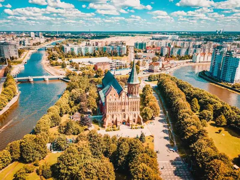 Russland Sehenswürdigkeiten, Highlights und Reisetipps Kaliningrad
