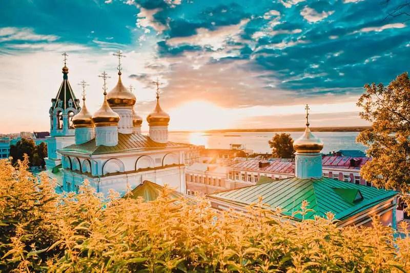 Russland Sehenswürdigkeiten, Highlights und Reisetipps Nowgorod