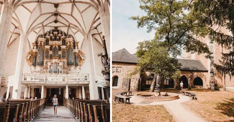 Merseburger Dom – Sachsen-Anhalt Reisetipps: Top Saale-Unstrut Sehenswürdigkeiten & Ausflugsziele