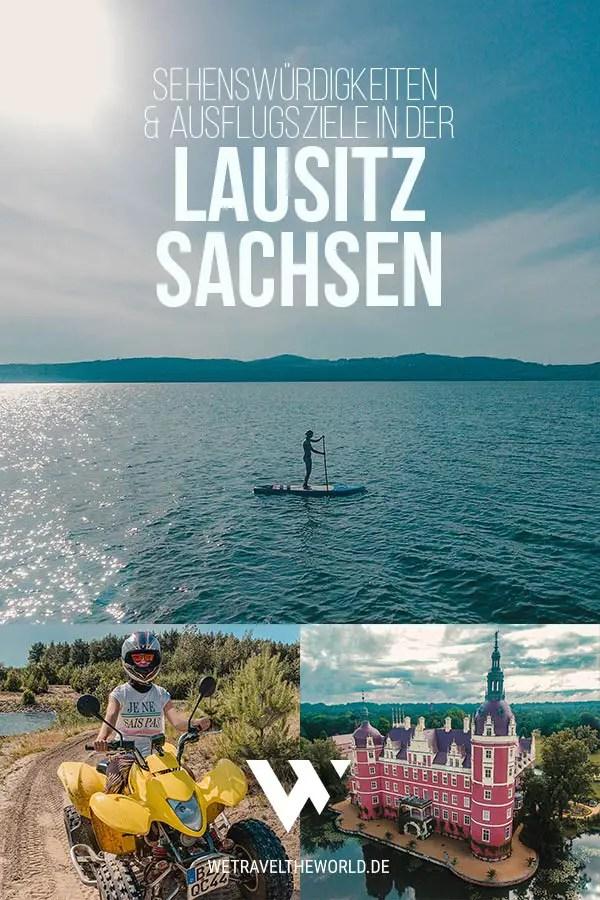 Die besten Sachsen Sehenswürdigkeiten & Ausflugsziele in der Lausitz #reiseziele #deutschland #sachsen