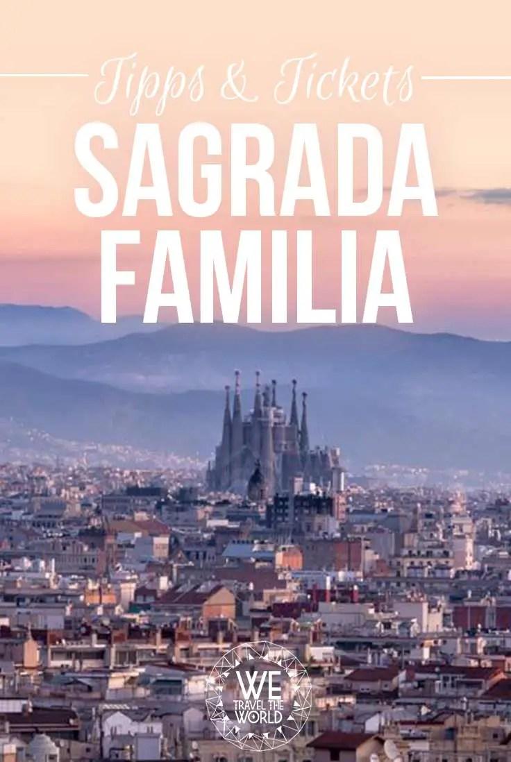 Alles was du für deinen Besuch der Sagrada Familia wissen musst. Sagrada Familia Kosten und Tickets