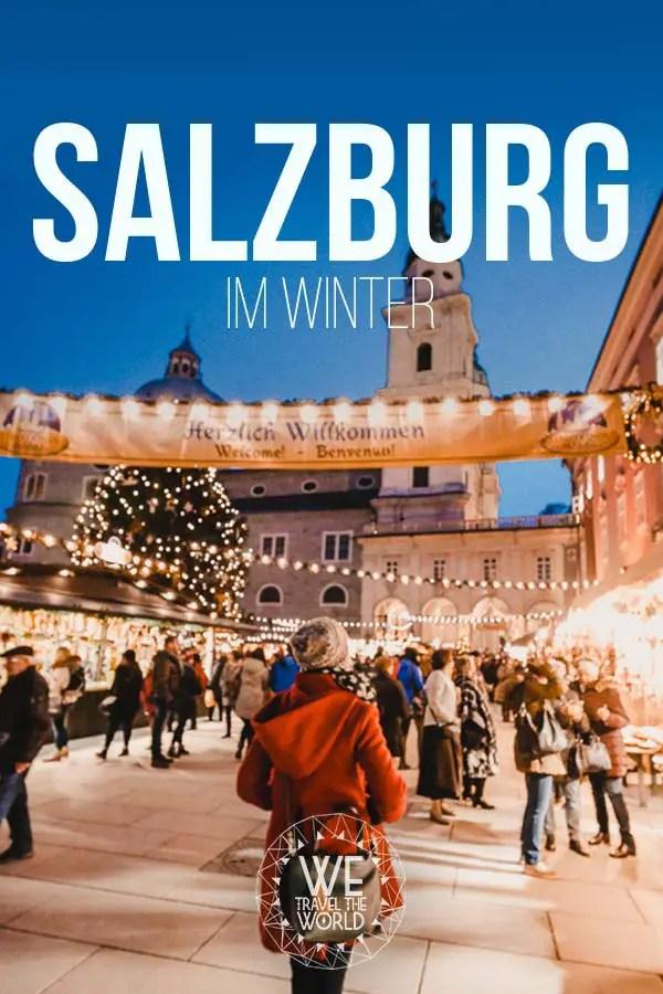 Die besten Salzburg Sehenswürdigkeiten im Winter #inspiration #reisetipps
