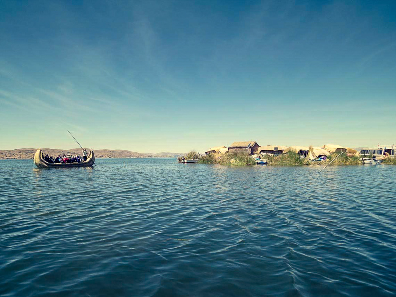 Peru Tipps – schwimmende inseln urus
