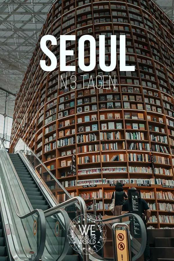 Seoul Reisetipps und Sehenswürdigkeiten in 3 Tagen #reiseziele #südkorea #korea #inspiration