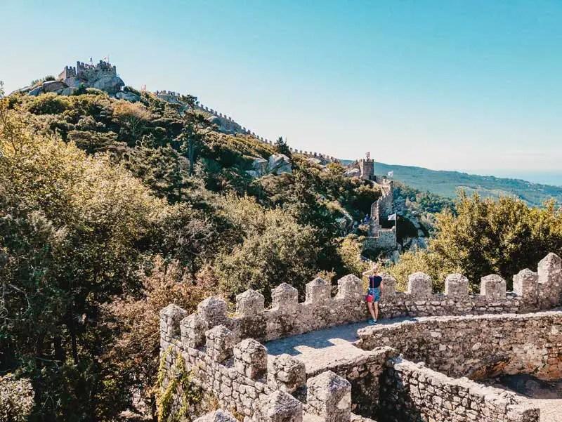 Castelo dos Mouros – Sintra Sehenswürdigkeiten, Highlights & Tipps an einem Tag