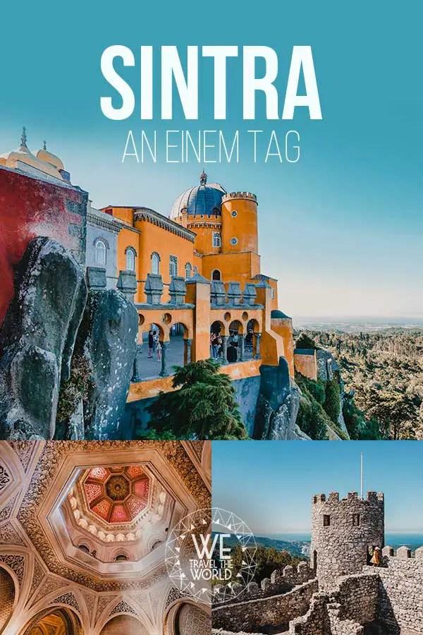 Die besten Sintra Sehenswürdigkeiten, Highlights & Tipps an einem Tag #portugal #lissabon #inspiration #reiseziele