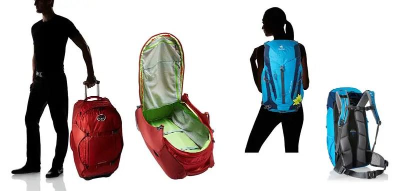 Technik Packliste – Unsere Koffer