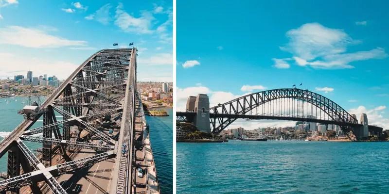 Sydney Sehenswürdigkeiten Harbour Bridge