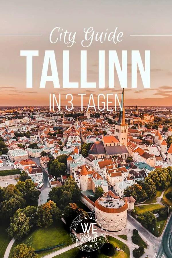 Tallinn Sehenswürdigkeiten Reisetipps Highlights