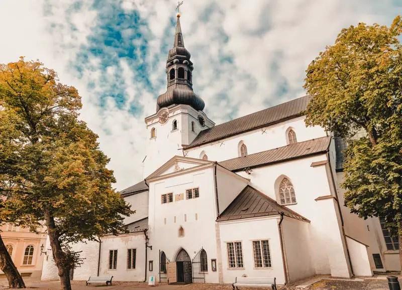 Tallinn Sehenswürdigkeiten Dom