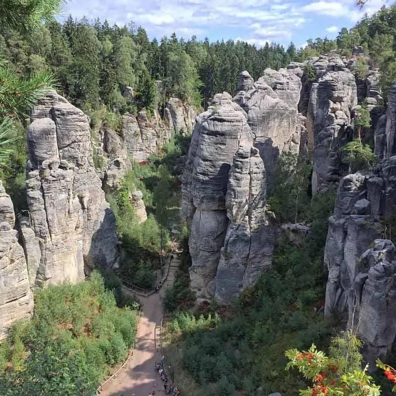 Reiseziele Oktober Tschechien