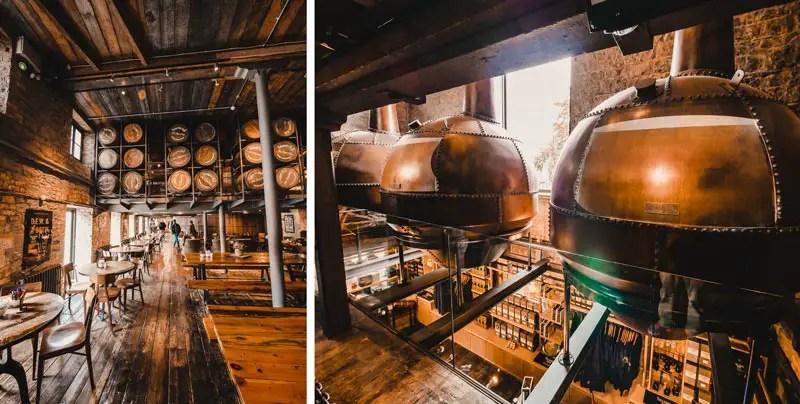Tullamore Whiskey – Hausboot Irland Shannon Le Boat