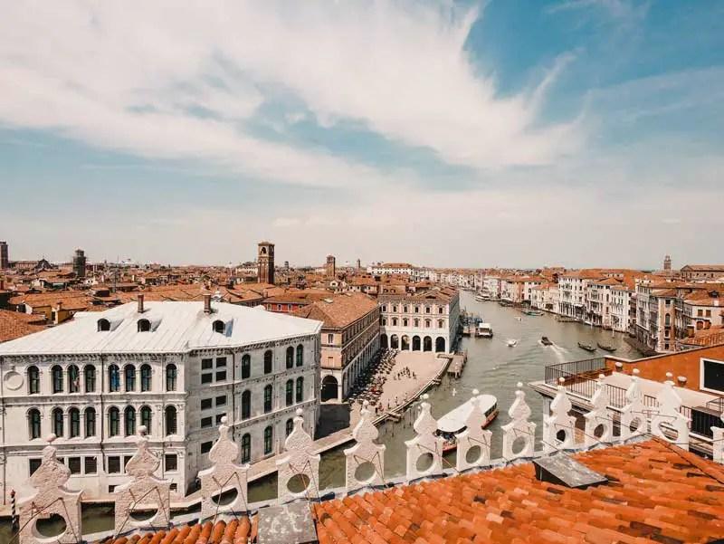 Venedig Geheimtipp Fondaco dei Tedeschi