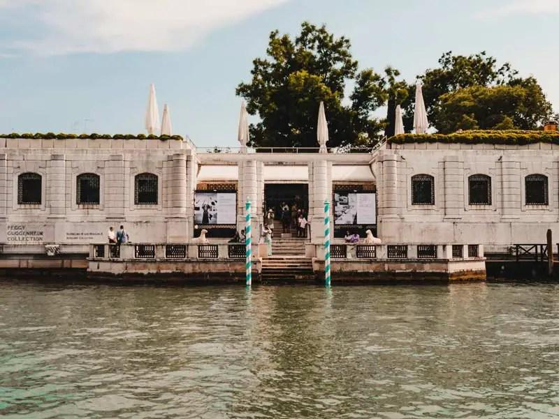 Venedig Sehenswürdigkeiten Peggy Guggenheim Collection