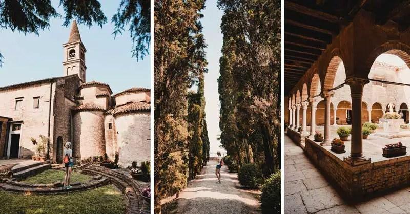 Venedig Sehenswürdigkeiten San Francesco del Deserto