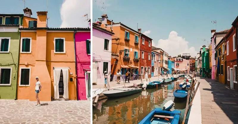Venedig Sehenswürdigkeiten Burano