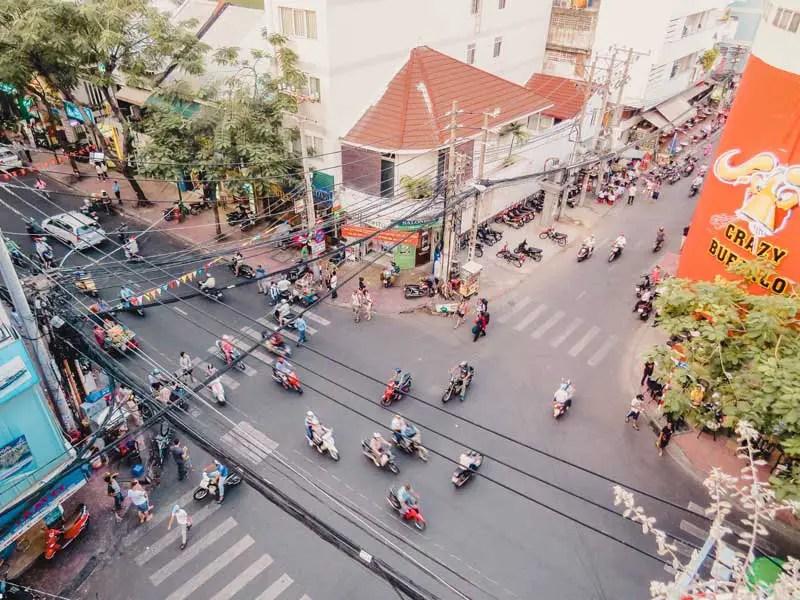 Saigon – Vietnam Sehenswürdigkeiten – Vietnam Rundreise Highlights in 3 Wochen