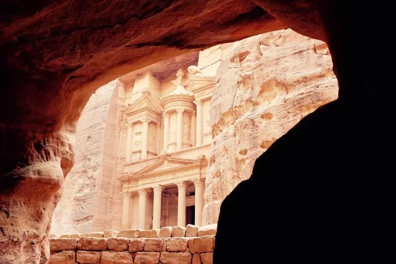 Jordanien im Juli