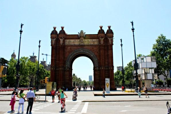 Barcelona Sehenswürdigkeit