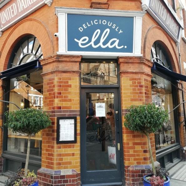 Deliciousely Ella in London