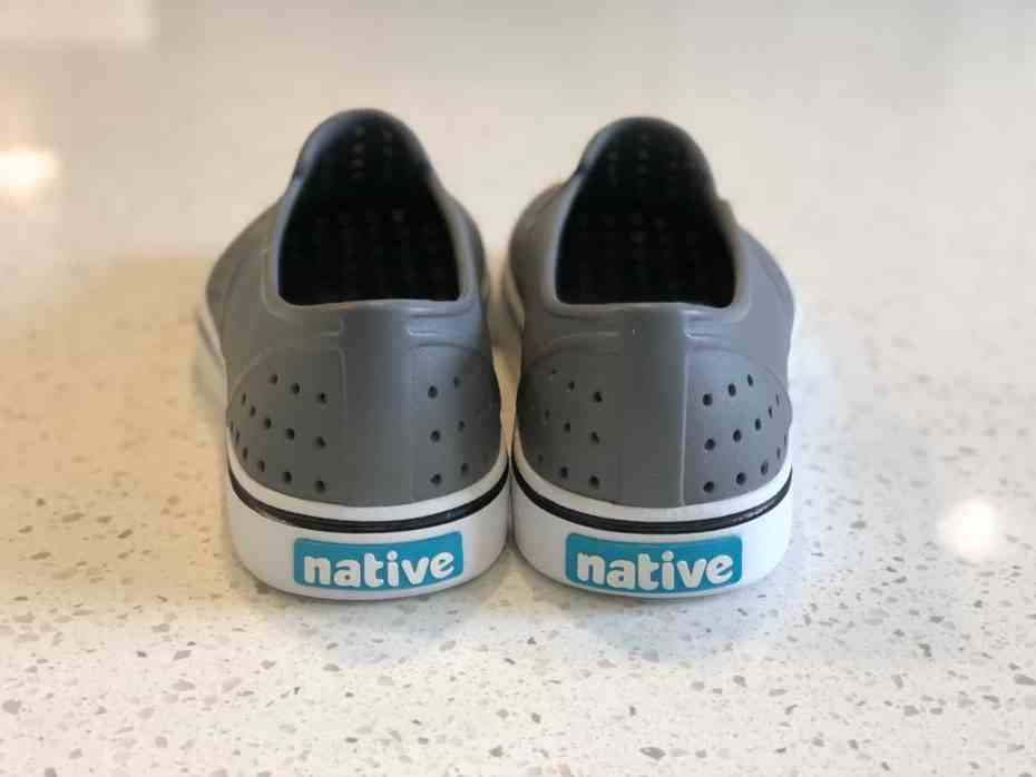 Native Water Shoes Review:  A quick review img_4603