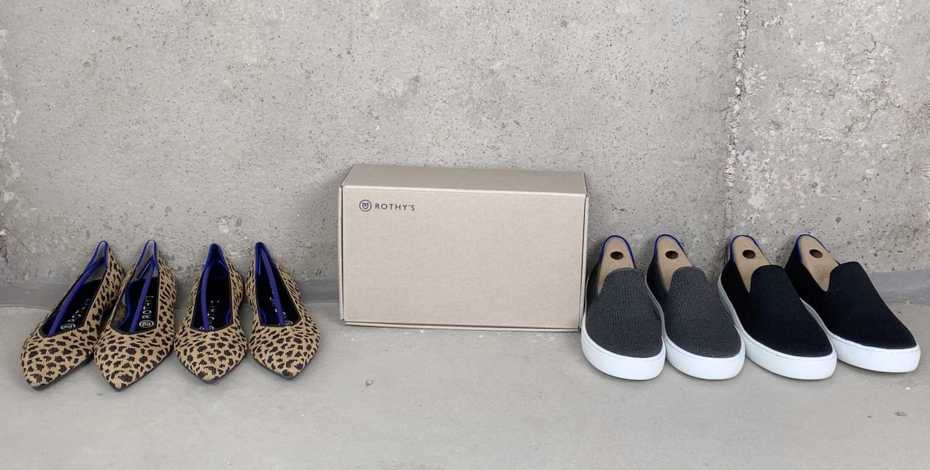 Rothy's Review: An honest review of the internet's hottest shoe brand rothys-review-1024x518