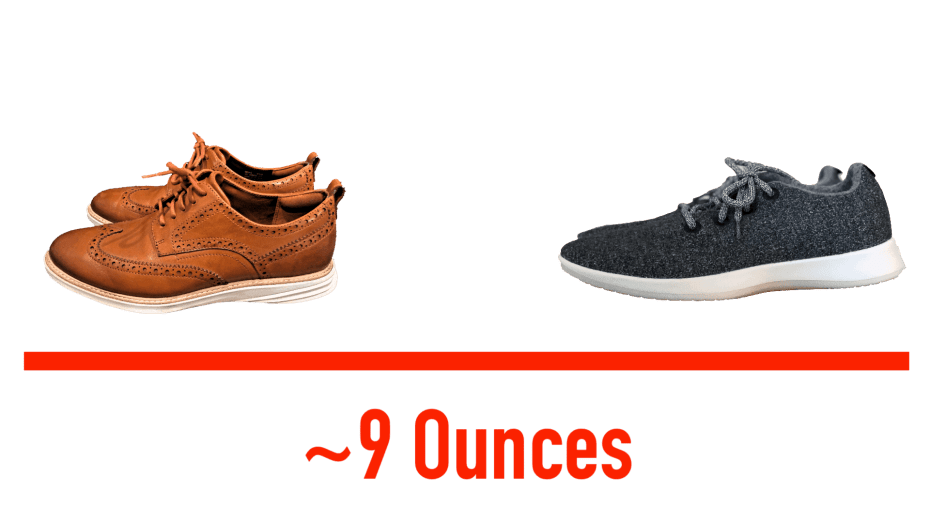 ZeroGrand Review - Are the Cole Haan Shoes Worth it? zerogrand-weight-allbirds34-1024x576