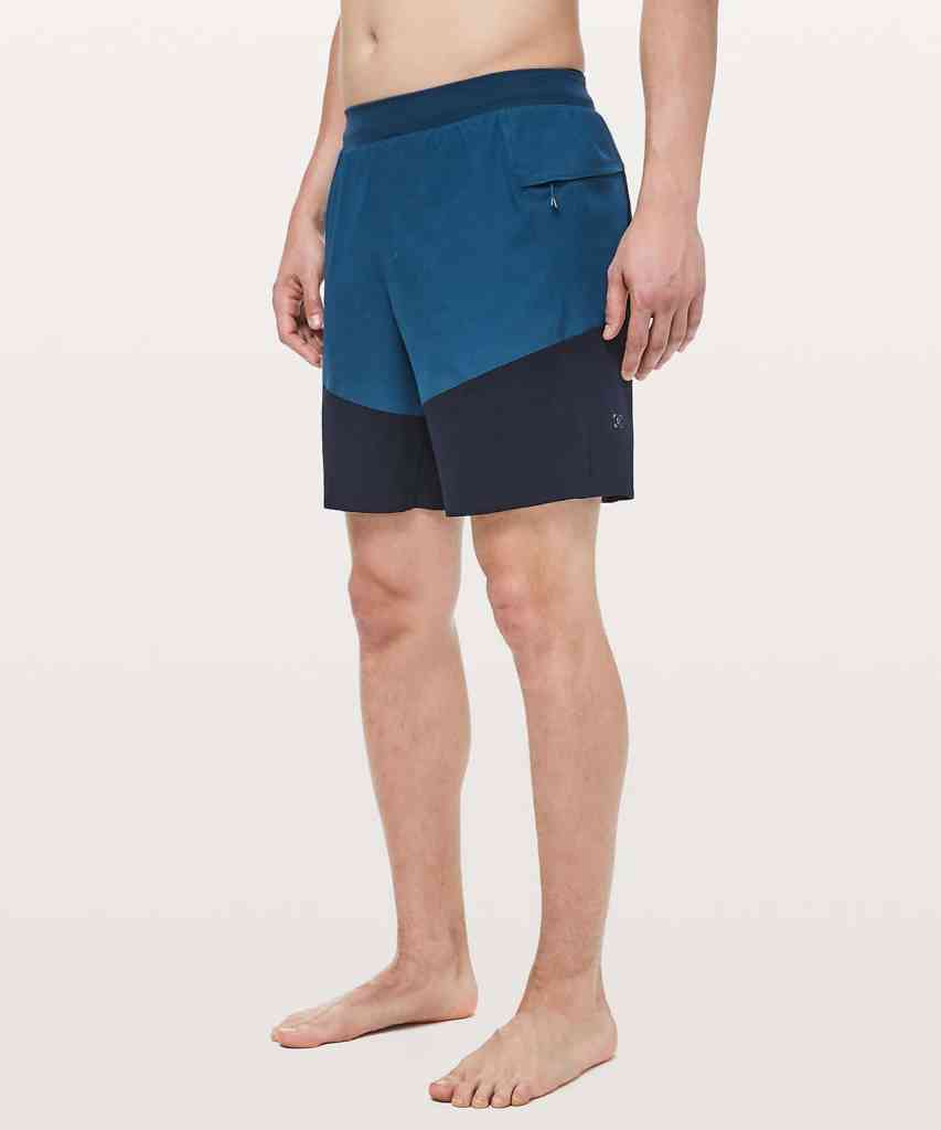 Lululemon Swim Trunks Review namaste-beach-short