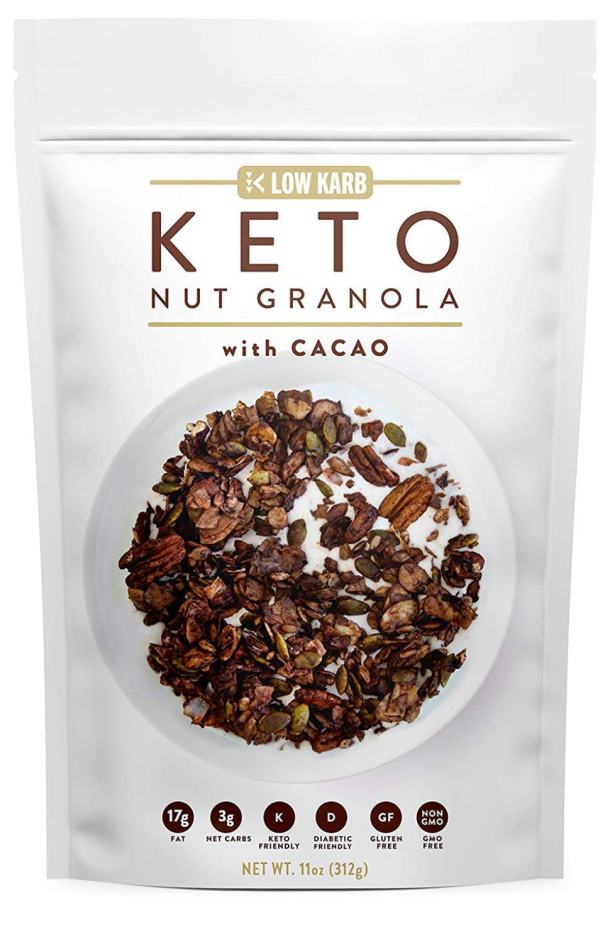 Best Keto Snacks on Amazon Keto-Cereal-A-good
