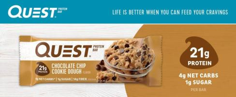 Best Keto Snacks on Amazon Quest--Keto-Friendly-Protein-Bars--Only-4-net