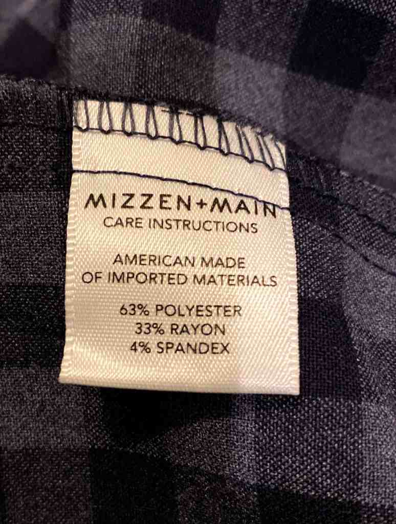 Mizzen + Main Flannel review 11