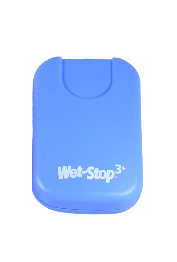 Wet-Stop 3 Bedwetting Alarm (Blue) – FREE SHIPPING
