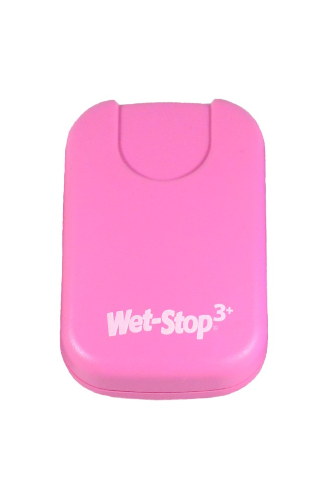 Wet-Stop 3 Bedwetting Alarm (Pink) – FREE SHIPPING