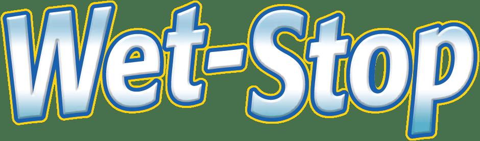 Wet-Stop 3+ logo